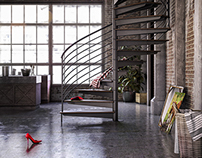 The Loft renders