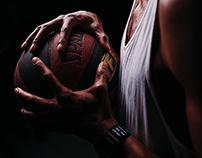 Hustlin' With Basketball