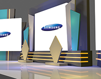 STAGE DESIGN FOR SAMSUNG