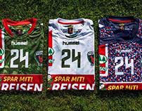 2014-15 Füchse Berlin Matchwear
