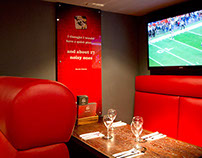 Rileys Sports Bar Haymarket, London