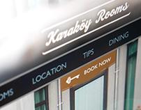 Karaköy Rooms Website