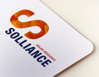 Solliance - corporate identity