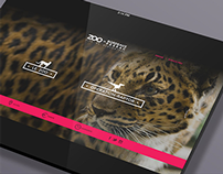 ZOO BORDEAUX-PESSAC Webdesign