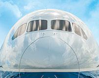 Boeing's 2014 SSG Intern Reception | Event Branding