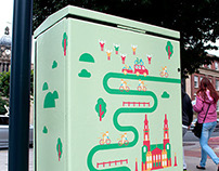 Tour de France Junction Boxes