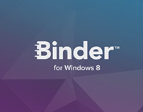 Binder App for Windows 8