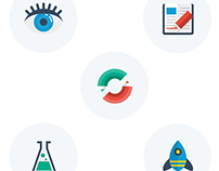 Animated Icons for Cloudoru