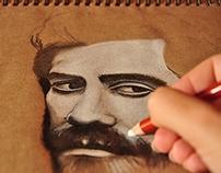 Portrait of Jake Gyllenhaal (2014)
