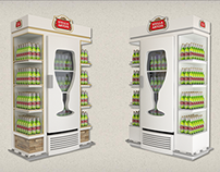 Stella Artois Display