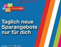 Nimmsdir web banners