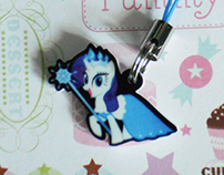 MLP Candyland Series Jewelry and Phone Charms