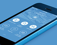 Barajas Airport app quick concept