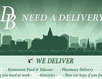 Delivery Flyer