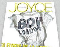 Joyce – Portadas