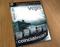 Capa da revista Vejis
