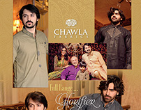 Chawla Fabrics - Posters