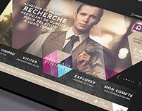 VINIPRO Webdesign