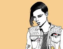Personal Illustration