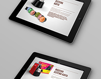 Kaffa - Digital & Print Sales Folder