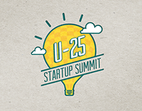 U-25 Startup Summit 2014 - Branding