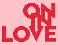 Animated GIF Series: On In Love