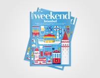 knack weekend – istanbul cover