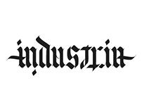 Ambigram lettering