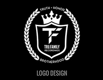 TRU.Family Recordings Logo ReDesign