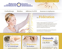 Canadian Federation of Orthotherapists