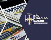 Cartaz - São Leopoldo Mandic