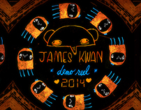 JAMES KWAN SHOWREEL 2014