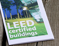 LEED Certified Buildings Brochure