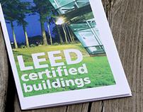 LEED Certified Buildings Brochure
