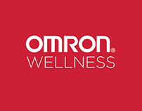 Omron Wellness Web Application