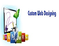 Custom Web Design and Development by Dev Technosys