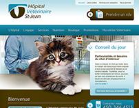 Hôpital Vétérinaire St-Jean