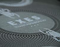 EXES vinyl design