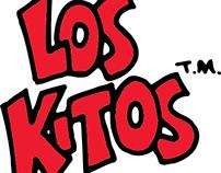 Los Kitos Bilingual Cartoon Characters