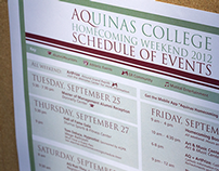 Aquinas College Homecoming