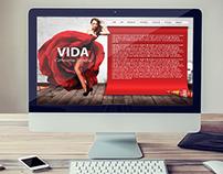 Website Vida