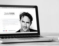 Website Jeroen Nieuwenhuize