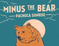 Minus the Bear / Pachuca Sunrise