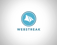Webstreak Logo Design Project