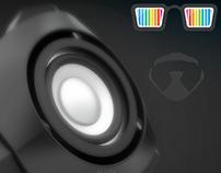 The SoGo Mini: Customizable Bluetooth Multi Speaker