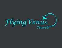 Travel Application Logo Design