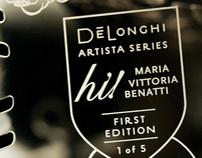 De'Longhi Artista Series :: MariaVittoriaBenatti