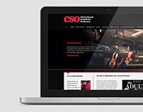 CSO - 2014 Website