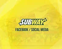 Subway®Venezuela / Facebook - Fanpage
