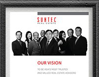 Event Design - SUNTEC REAL ESTATE